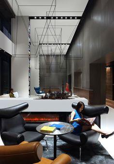 Lobby Interior, Office Interior Design, Office Interiors, Interior Styling, Interior Architecture, Hotel Interiors, Hotel Lounge, Lobby Lounge, Hotel Lobby