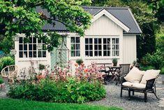 Ogródek działkowy Elin Lannsjö