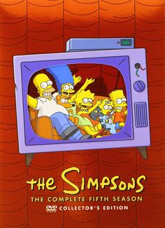 Os Simpsons 5ª Temporada 720p Dublado Torrent
