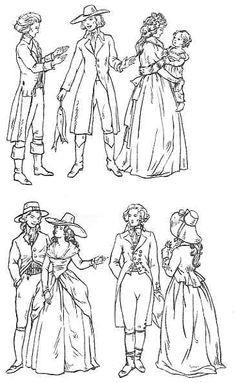 Clothing 1785-1790