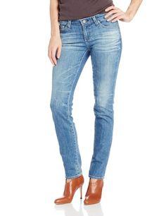 AG Adriano Goldschmied Women's Stilt Skinny Jean in 17 Years Dust