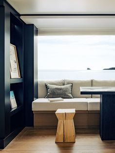 Yacht Interior, Interior Design, Luxe Decor, Floating House, Yacht Design, Guest Suite, Living Area, Building A House, Furniture