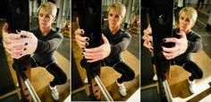 Trying to improve your basic squat position? Trouble keeping your chest up or opening your hips? These four drills, which I call