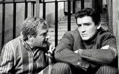 "Memmo Carotenuto e Vittorio Gassman in ""I soliti ignoti"" (1958) Ocean's Eleven, Best Supporting Actor, Lead Role, The Villain, Thriller, Actors & Actresses, Best Friends, Film, Movies"