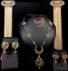 """""""Lavinia"""", Collana in oro 18 carati, Handmade, Limited Edition."""