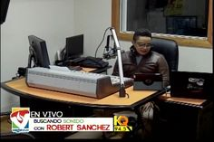 Robert Sánchez dice que El Pachá es un Sonidista Profesional