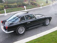 1955 OSCA MT4 Berlinetta by Vignale
