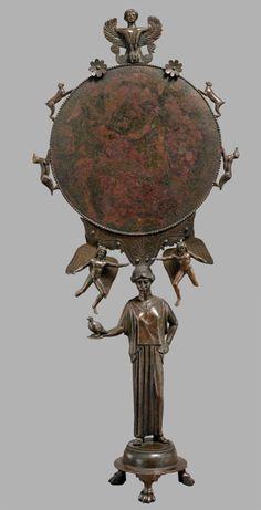 Greek, Classical рeriod, Bronze, h40.41 cm, The Metropolitan Museum of Art, New York.