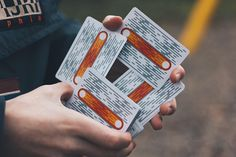 Cardistry: Meteor Playing Cards by Justcards-Store