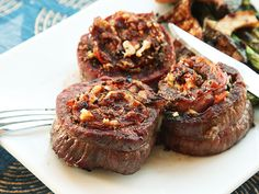The Food Lab: How to Make Grilled Stuffed Flank Steak Pinwheels, plus several flavor variations
