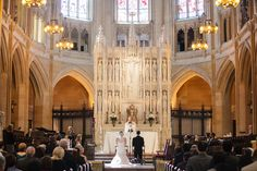 St. Dominic's Catholic Church Wedding Ceremony | Photography by Kevin Chin Photography | Wedding Planning by Caitlin Arnold Weddings and Events