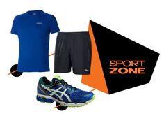 Gana una equipación completa de running