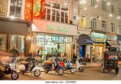 Image result for bar italia soho Soho, London, Bar, Image, Street, Italia, Small Home Offices, Walkway, London England