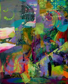 """Saatchi Art Artist Marie Starro; Painting, """"Wiltshire"""" #art"""