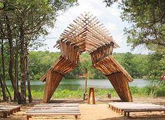 Lost Pines Outdoor Chapel  Bastrop, TX