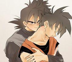 Black x Goku