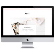 Rose - Ollie & Kay - Wordpress Theme