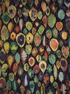 Leaf arrangement - Tim Pugh by Scarlet Ibis