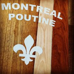 Montreal without poutine is simply not Montreal :)