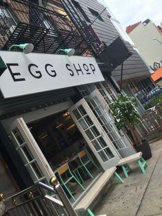 Egg Shop | Organic eggs all day long in SoHo