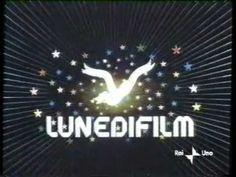"""La sigla di Lunedifilm, l'appuntamento di Rai 1 del lunedì sera col grande cinema. Indimenticabile la sigla """"Lunedì cinema"""" di Lucio Dalla e gli Stadio!"""