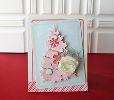 a new Christmas card kit available...