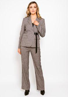 Gray Jacket, Blazer Jacket, Neutral Tones, Trends, Grey, Jackets, Style, Fashion, Ash