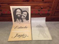 Cheech and Chong Vintage Vinyl Record Big Bambu Weed Album Giant Marijuana Rolling Paper inside Gatefold Cover Comedy Pot Party Gag Gift Beatles Mono, Cheech And Chong, Cool Album Covers, Weed Humor, Best Albums, Vintage Vinyl Records, Gag Gifts, Comedy, The Incredibles