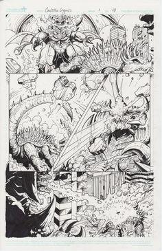 Godzilla Legends #1 - Pg10 (IDW)