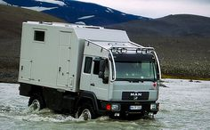 Camper Trucks - TwistedAndes