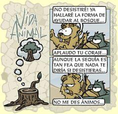 Vida Animal · Apoyo moral...