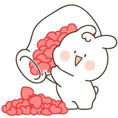 Cute Couple Cartoon, Cute Cartoon Pictures, Cute Love Pictures, Cute Love Cartoons, Love Heart Gif, Cute Love Gif, Cartoon Gifs, Cute Cartoon Wallpapers, Animated Smiley Faces