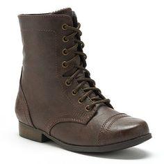 SONOMA life + style® Combat Boots - Girls