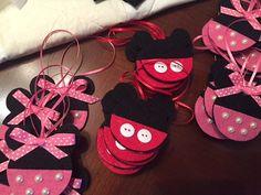 Mickey o Minnie Fish extensor regalo adornos por tlsloan en Etsy