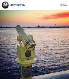 San Diego Seaport Village #Instagram Photo Contest winner
