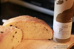Oi1 Olive Oil bread - ET Speaks From Home