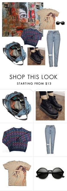 """""""What I'd wear"""" by prusius on Polyvore featuring Mancienne, Topshop and ZeroUV"""