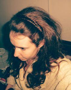 Fishbraid headband