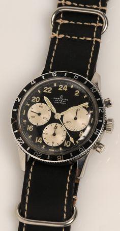 Breitling Unitime, True 24-Hour Chronograph