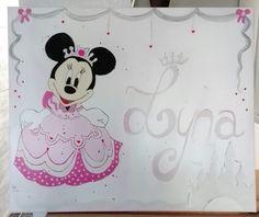 Minnie princesse
