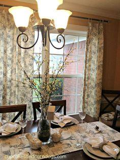 Hometalk :: DIY Curtain Rod for Oversize Windows