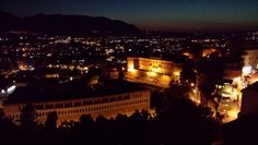 Night View, Frosinone, Italy