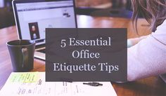 Proper Office Etiquette Refers To An Unwritten Code Employees Should Follow In Order To Be Successful In The Workplace. #morpheusconsulting #careertips