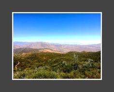 Mount Laguna, California