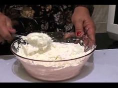 Programa Leoa - Massa de biscuit - YouTube