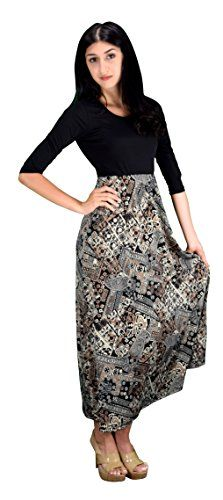 Peach Couture Womens Casual Summer Black Paisley Elastic Waist Maxi Long Dress XL Tan -- To view further for this item, visit the image link. Casual Day Dresses, Party Wear Dresses, Dresses For Work, Dress Clothes For Women, One Piece Dress, Paisley Print, Paisley Tie, Maxi Dress With Sleeves, Registered Trademark