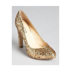 GUESS Pumps - Shaney2 Glitter - good for holiday parties!