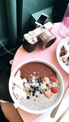 Photo of Café Henrie - New York, NY, United States. LOVED the acai bowl