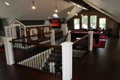 The open attic-So cool!