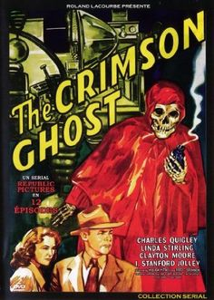 The Crimson Ghost - 2 DVD Collection Serial: Amazon.co.uk: DVD & Blu-ray